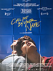 affiche de call me by your name