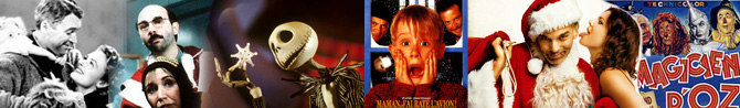 A selection of best christmas movies