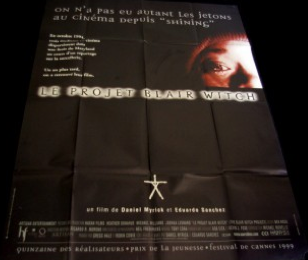 Affiche de Blair Witch Project