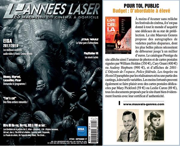 Les Années Laser N°242