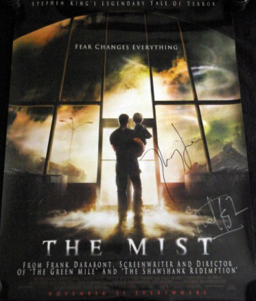 Affiche cinema de The Mist