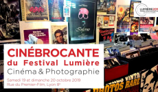 Mauvais-Genres.com will be at Lyon's Cinema Fair, October 19th and 20th !