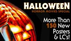 This is Halloween! More than 150 new Horror movie posters and stills!